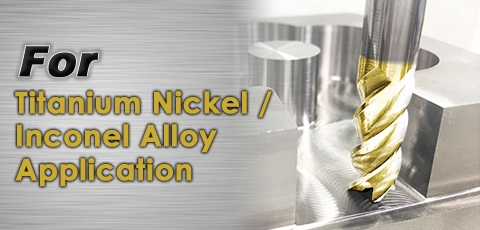 Titanium Nickel / Inconel Alloy
