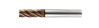 KKM Roughing & Finishing End Mill - 2 Flutes